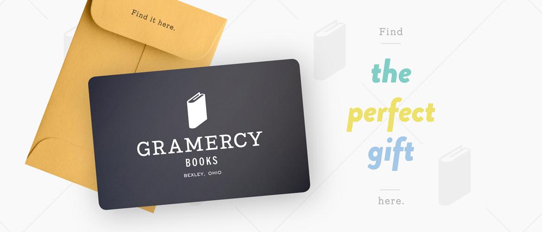 Gramercy Books Gift Card   Gramercy Books